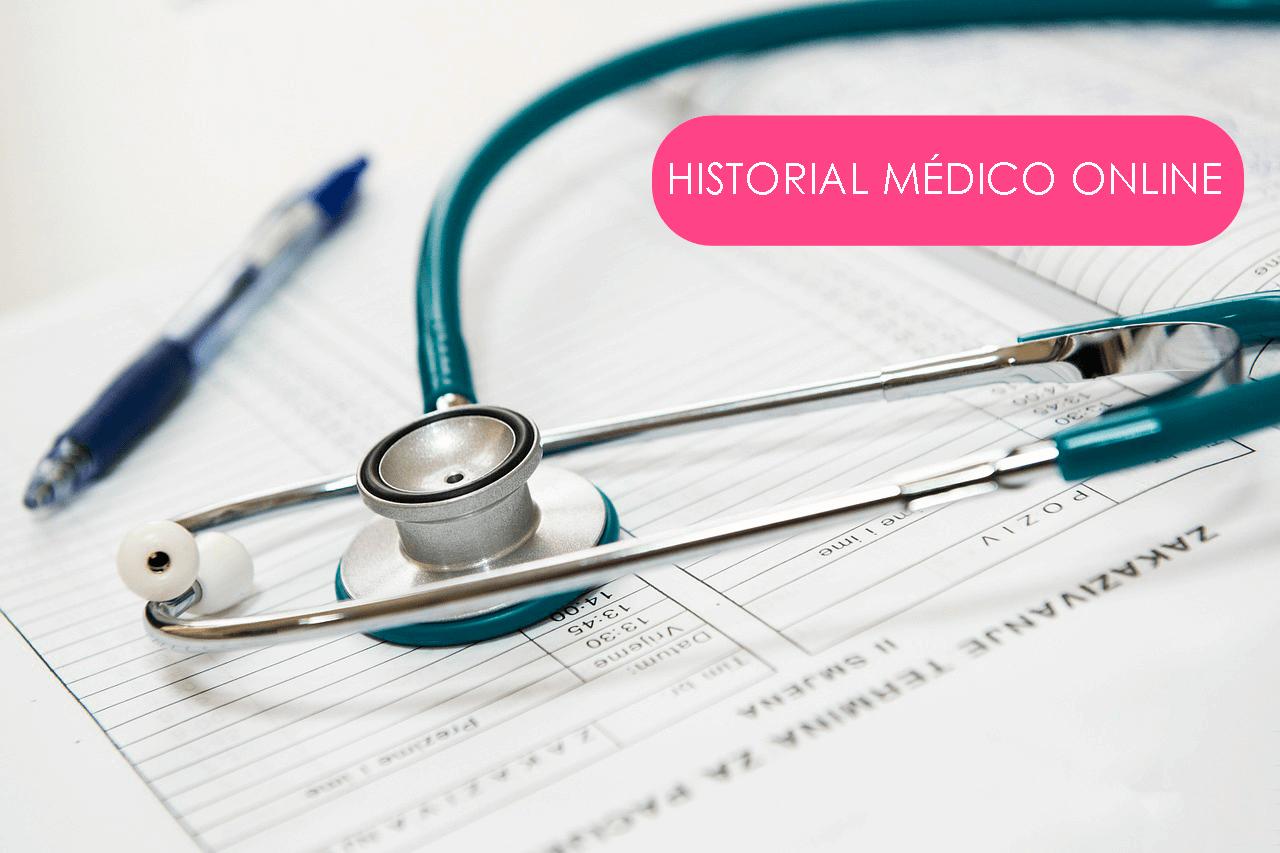 Historial Online de pacientes para Médicos