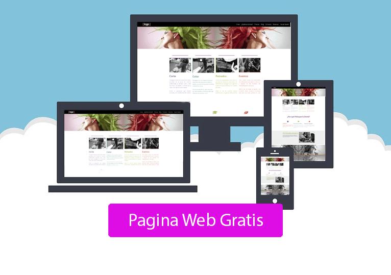 Página Web gratuita con Bookgy