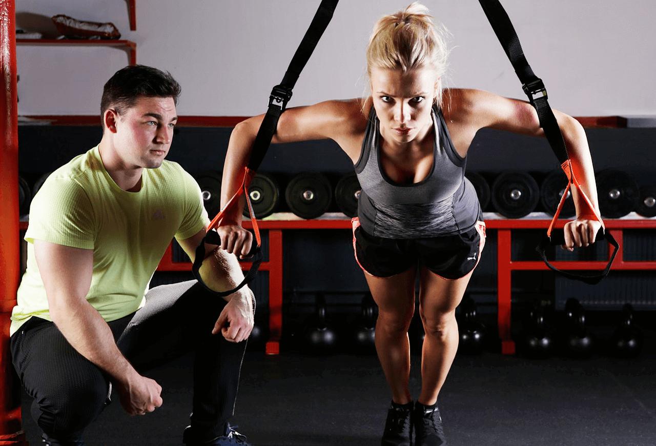 Bookgy para Entrenadores Personales Fitness