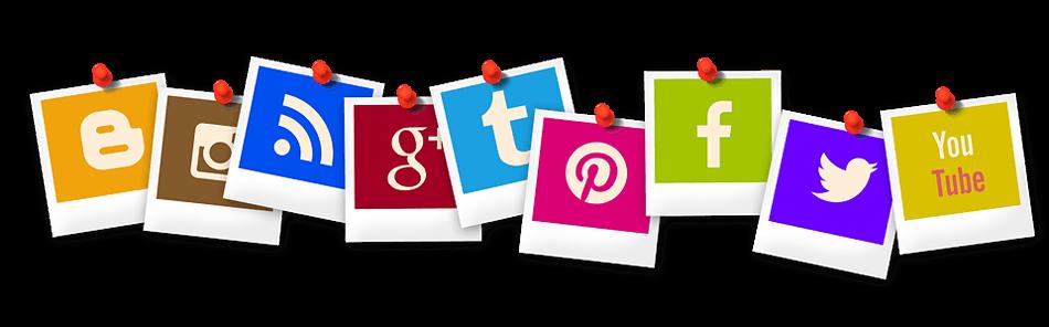 Redes Sociales - Bookgy
